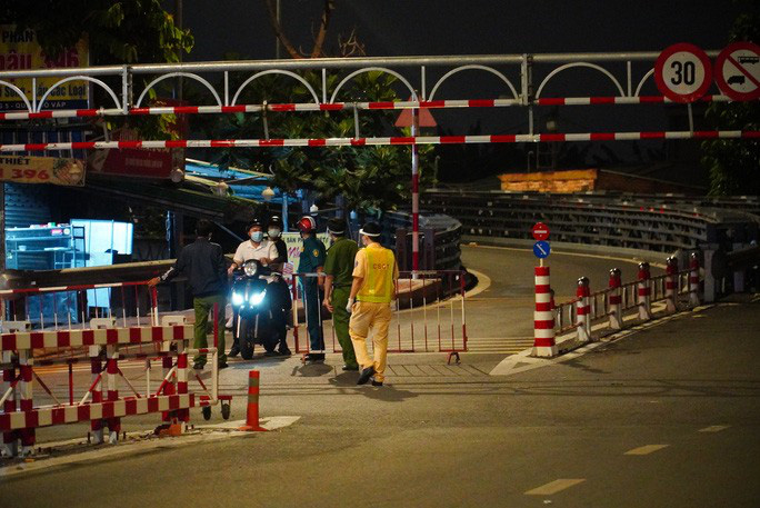TP HCM: Những tuyến đường nào ở quận Gò Vấp, người dân được phép lưu thông? - Ảnh 1.
