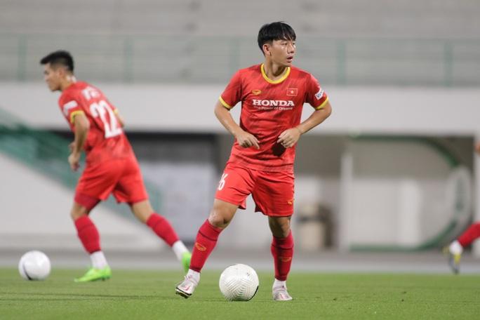 Trần Minh Vương trở lại đúng trận giao hữu với Jordan - Ảnh 1.