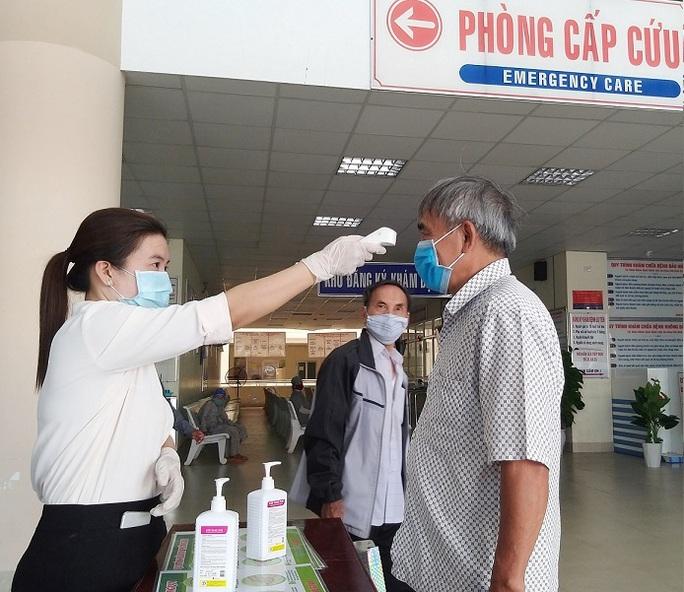 Bình Định: Đã có kết quả xét nghiệm 4 F1 của bệnh nhân 2982 ở Đà Nẵng - Ảnh 1.