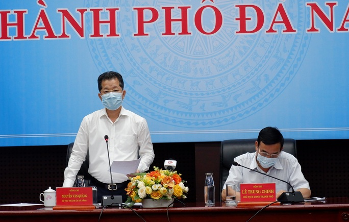Bí thư và Chủ tịch UBND TP Đà Nẵng nhận trách nhiệm trước Chính phủ và Thủ tướng - Ảnh 1.