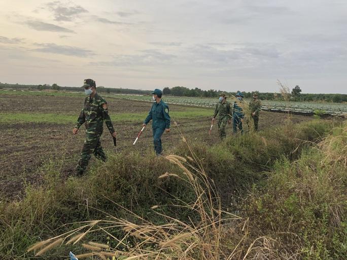 Tây Ninh tăng cường kiểm soát biên giới và phòng, chống dịch Covid-19 - Ảnh 1.