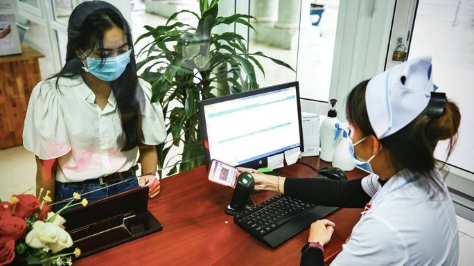 Kiến nghị sử dụng thẻ BHYT trên ứng dụng VssID trong khám chữa bệnh - Ảnh 1.