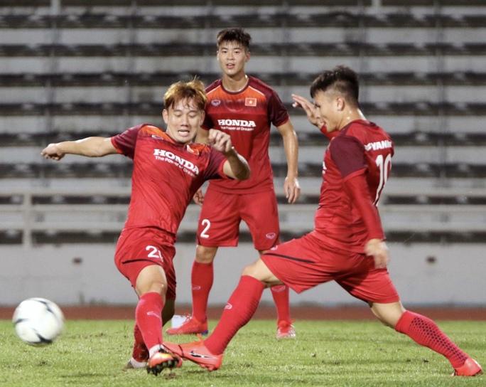 Công bố danh sách tuyển Việt Nam: 7 cầu thủ HAGL nhưng không có Hữu Tuấn - Ảnh 3.