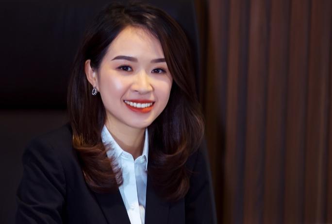 Kienlongbank có nữ chủ tịch HĐQT 36 tuổi - Ảnh 1.