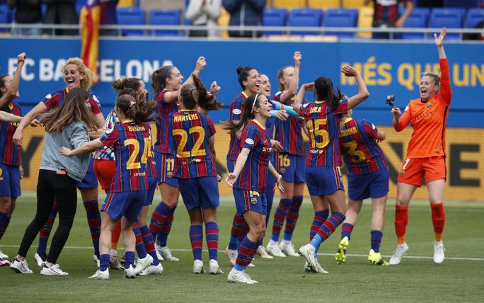 Thắng kịch tính PSG, Barcelona giành vé chung kết Champions League nữ  - Ảnh 5.