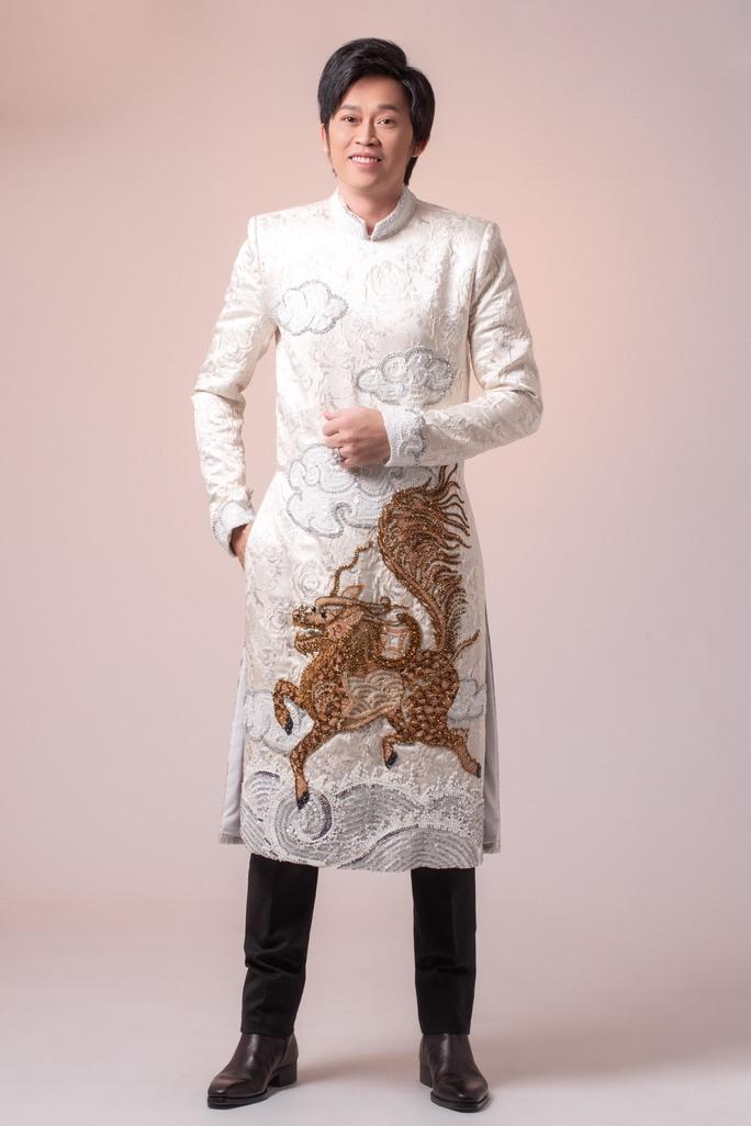 NSƯT Hoài Linh song kiếm hợp bích với Minh Nhí tại Thách thức danh hài mùa 7 - Ảnh 2.