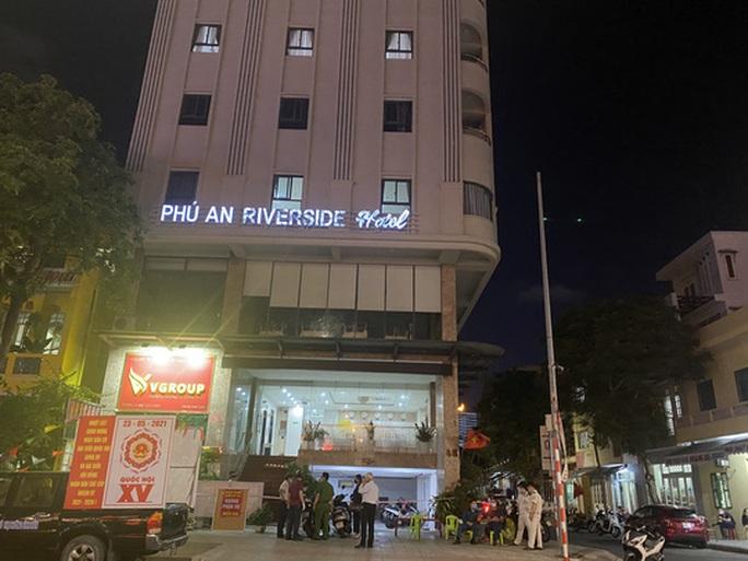 Đà Nẵng có thêm ca dương tính với SARS-CoV-2, là nữ nhân viên khách sạn Phú An - Ảnh 1.