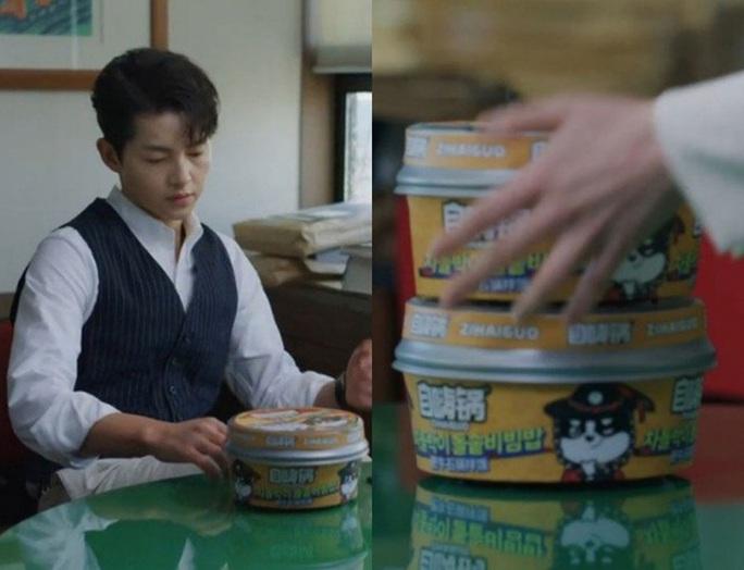 Song Joong Ki xin lỗi vì lùm xùm quảng cáo đồ ăn Trung Quốc trong phim - Ảnh 2.