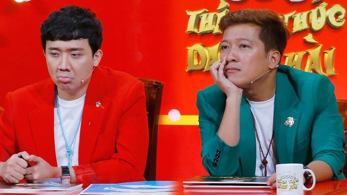 NSƯT Hoài Linh song kiếm hợp bích với Minh Nhí tại Thách thức danh hài mùa 7 - Ảnh 4.