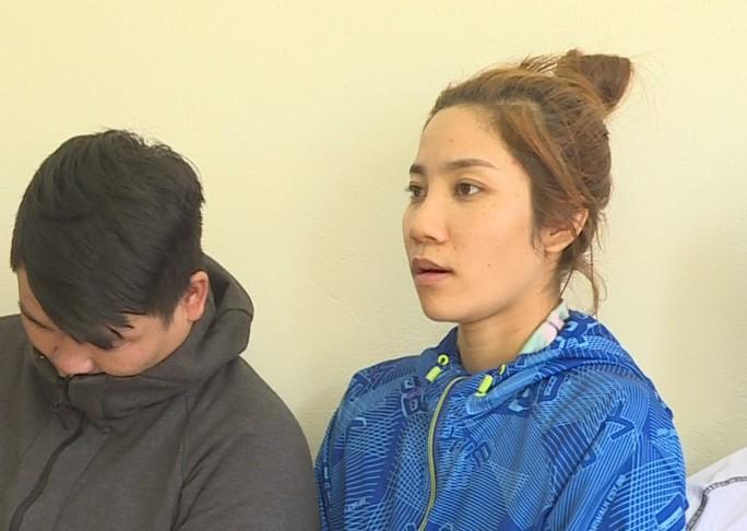 Triệt phá tụ điểm bán ma túy của cặp vợ chồng trẻ - Ảnh 3.