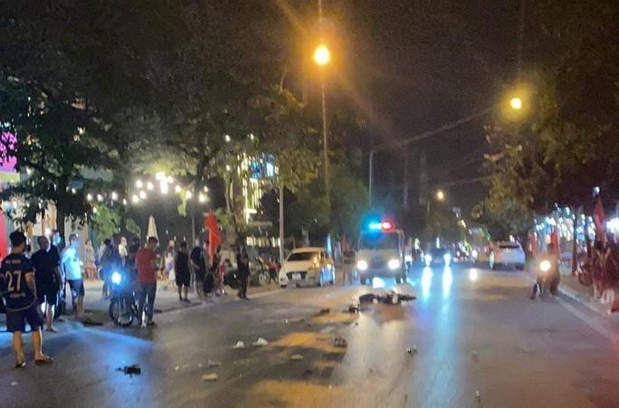 Xe điên gây tai nạn làm 4 người thương vong: Tài xế không bằng lái, vi phạm nồng độ cồn - Ảnh 1.