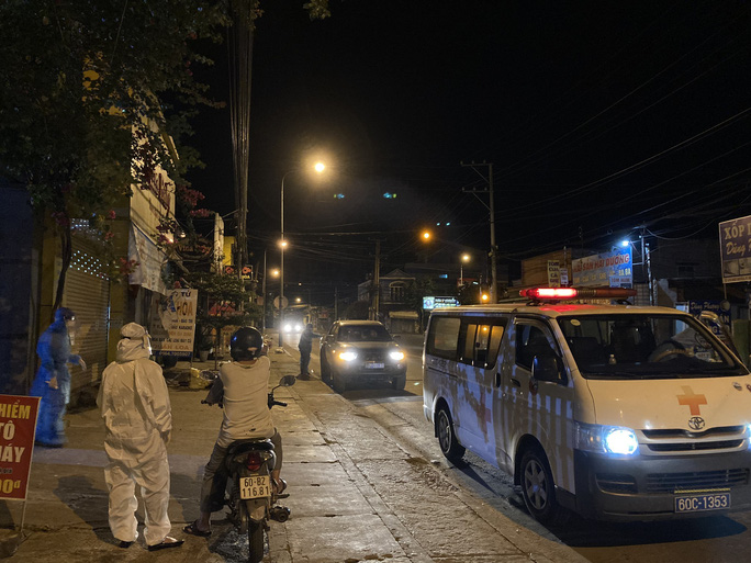 NÓNG: Ca nghi nhiễm Covid-19 ở Đồng Nai làm quản lý quán bar ở Đà Nẵng, đi nhiều nơi - Ảnh 1.