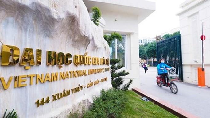 ĐHQG Hà Nội lùi lịch thi đánh giá năng lực năm 2021 - Ảnh 1.