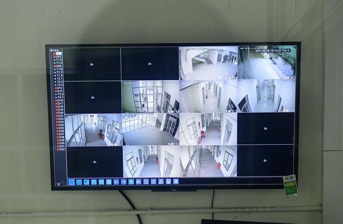 CLIP: Cận cảnh bên trong Bệnh viện dã chiến Mê Linh và sẵn sàng tiếp nhận 300 người F1 - Ảnh 12.