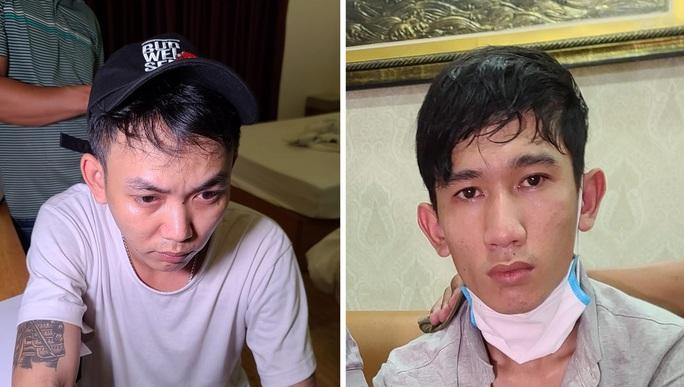 """Cặp bạn tù """"bao"""" trọn một khách sạn ở Đà Nẵng để làm ổ buôn bán ma túy - Ảnh 1."""