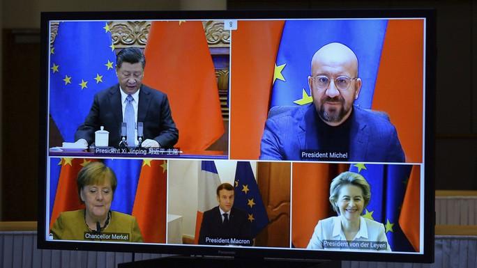 """EU hoãn phê chuẩn thỏa thuận đầu tư """"khủng"""" với Trung Quốc - Ảnh 2."""