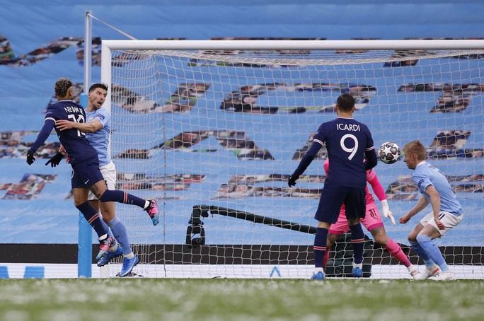 Mahrez lập cú đúp hạ PSG, Man City giành vé chung kết lịch sử - Ảnh 2.