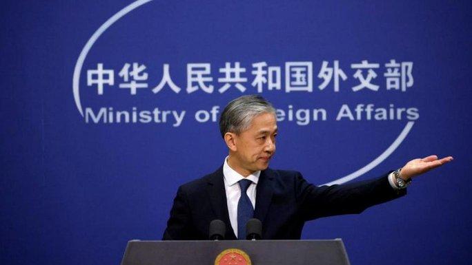 Trung Quốc phản ứng tuyên bố chung của nhóm G7 - Ảnh 2.