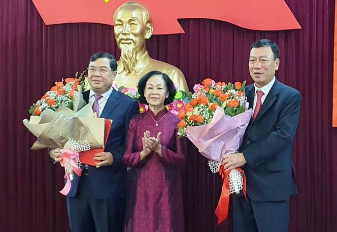 Phó ban Nội chính Trung ương làm Bí thư Tỉnh ủy Nam Định - Ảnh 1.