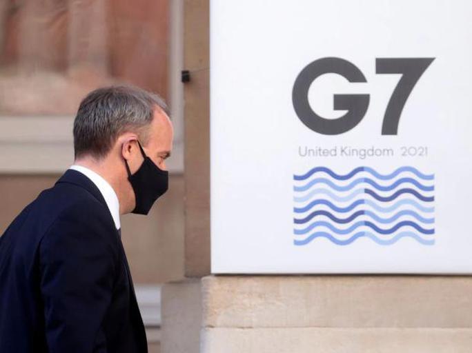 Trung Quốc phản ứng tuyên bố chung của nhóm G7 - Ảnh 1.