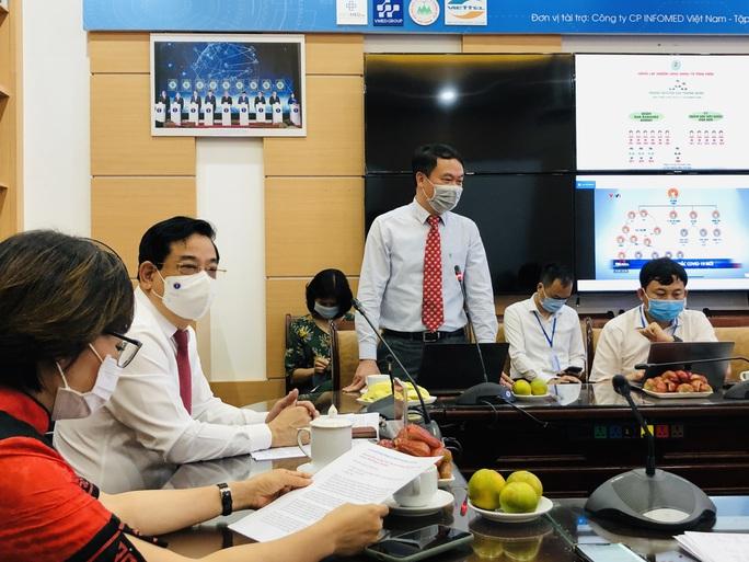 Bộ Y tế ra mắt kênh thông tin về căn bệnh khiến 100.000 người Việt tử vong mỗi năm - Ảnh 2.
