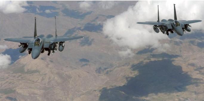 Mỹ khởi động các cuộc không kích mới vào Taliban  - Ảnh 1.