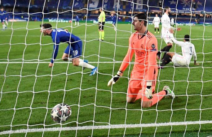 Quật ngã Real Madrid, Chelsea vào chung kết Champions League - Ảnh 5.