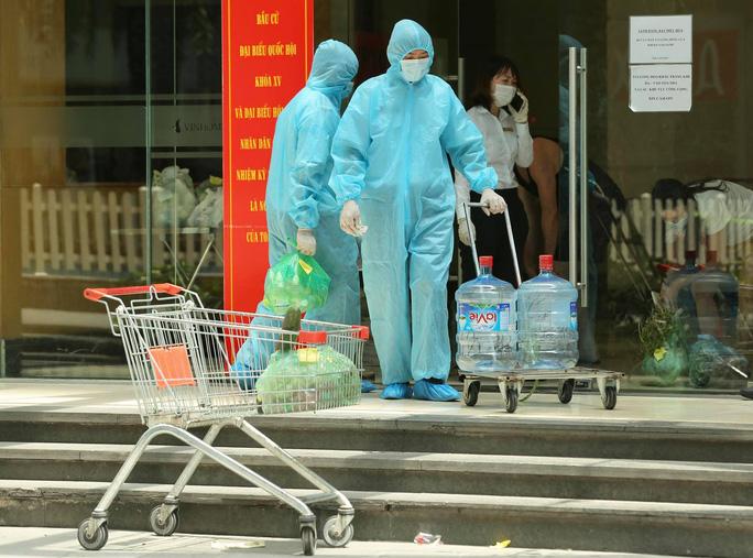 Hà Nội phát hiện 3 ca dương tính SARS-CoV-2, có ca liên quan tới Đà Nẵng - Ảnh 2.