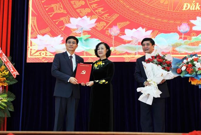 Chủ tịch Đắk Nông làm Bí thư Đắk Lắk - Ảnh 1.