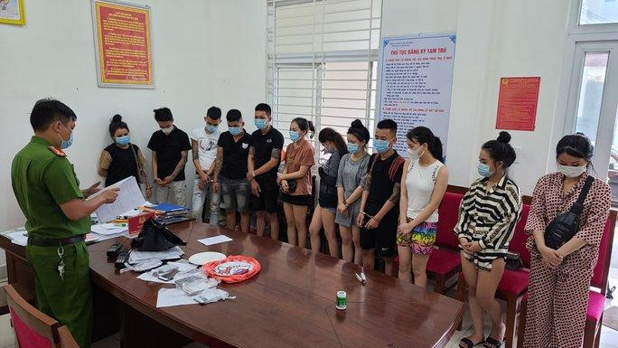"""Giữa đại dịch Covid-19, nhóm thanh niên tại Đà Nẵng đến khách sạn mở """"tiệc ma túy"""" - Ảnh 1."""