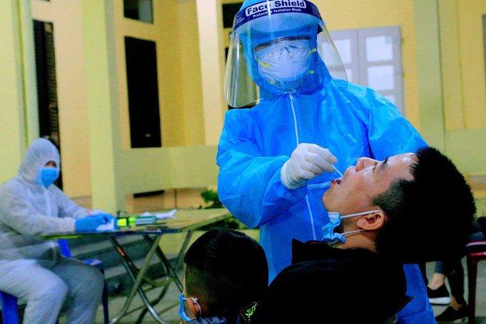 Quảng Ninh phát hiện 1 ca dương tính với SARS-CoV-2, liên quan đến Bệnh viện K cơ sở Tân Triều - Ảnh 1.