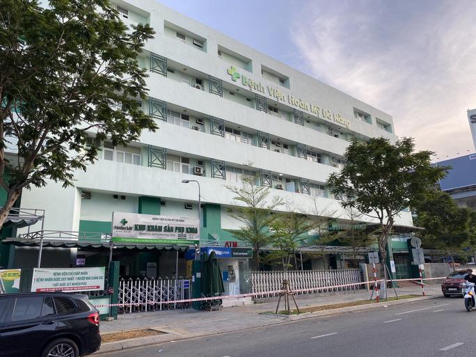 Nam điều dưỡng Bệnh viện Hoàn Mỹ - Đà Nẵng nghi mắc Covid-19 - Ảnh 1.