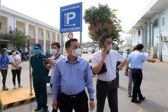 NÓNG: 6 bệnh nhân và 4 người nhà tại Bệnh viện K dương tính SARS-CoV-2 - Ảnh 2.