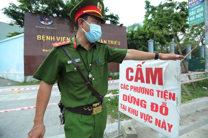 Phong tỏa Bệnh viện K Trung ương - Ảnh 2.