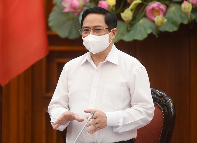 Thủ tướng: Cần phát huy thành quả kinh nghiệm trong 3 đợt dịch vừa qua - Ảnh 1.