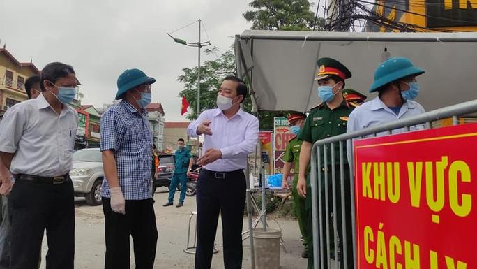 Thêm một loạt ca dương tính SARS-CoV-2 mới tại nhiều quận huyện ở Hà Nội - Ảnh 1.