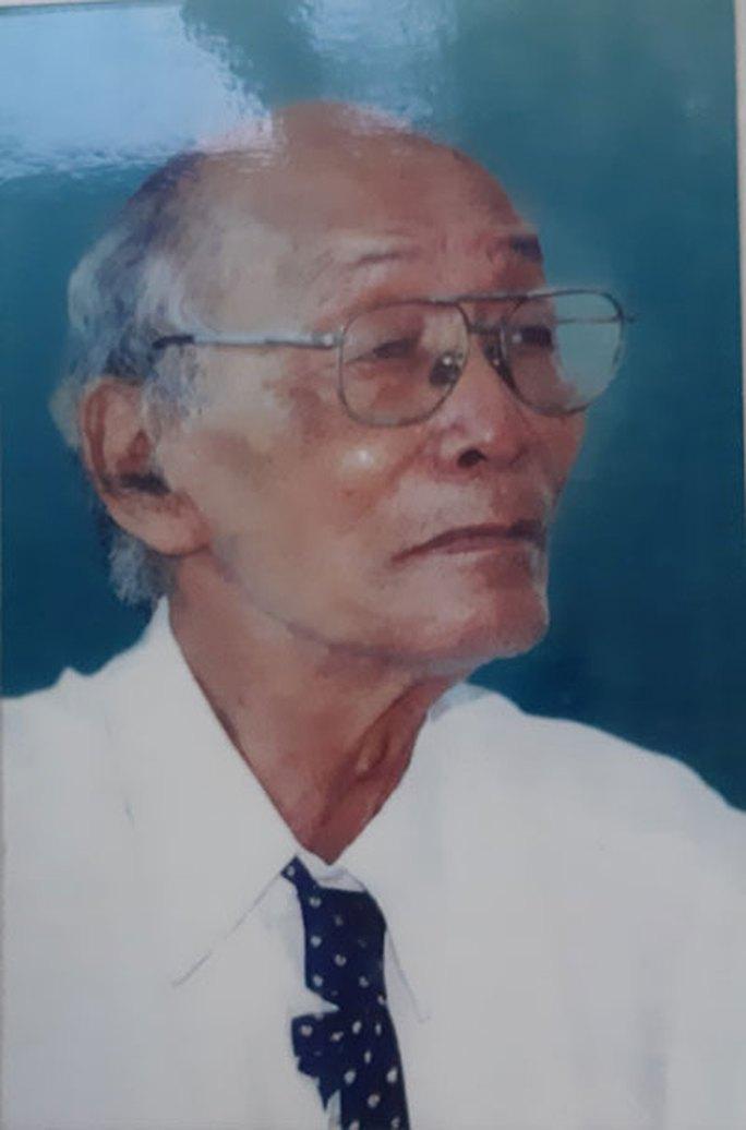 Nguyễn Văn Xuân: Đời văn - Đời người - Ảnh 1.