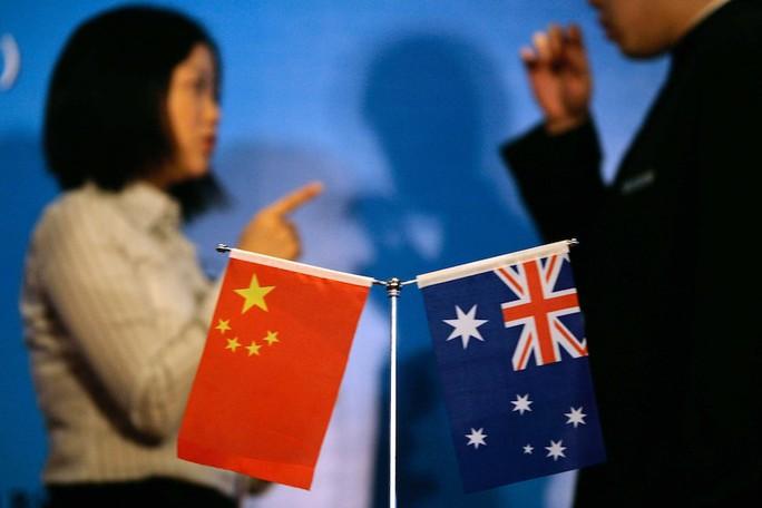 Trung Quốc hết đạn, bó tay trước át chủ bài của Úc? - Ảnh 1.