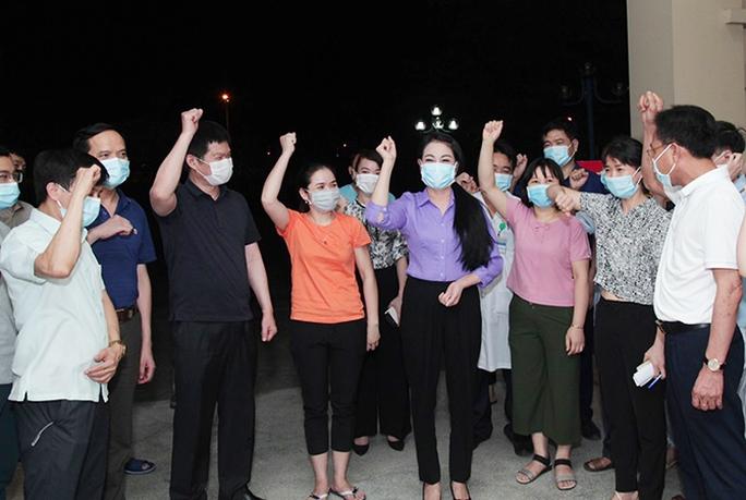 Một Phó Giám đốc Sở Y tế Vĩnh Phúc bị đình công tác chỉ vì chống dịch lơ mơ  - Ảnh 3.