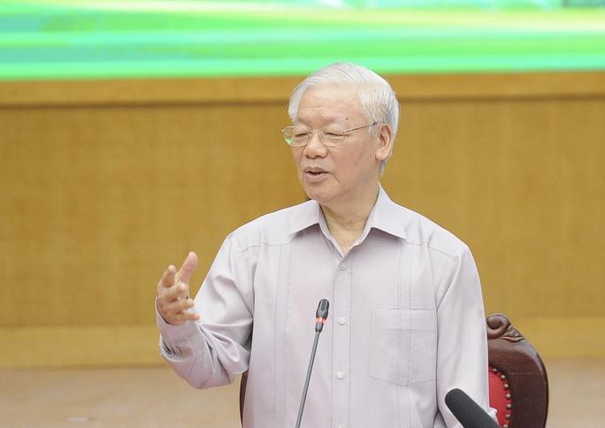 Tổng Bí thư Nguyễn Phú Trọng thân tình chia sẻ về ngậm ngùi tuổi Thân - Ảnh 2.
