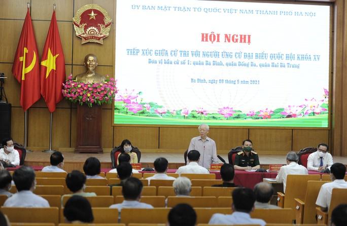 Tổng Bí thư Nguyễn Phú Trọng thân tình chia sẻ về ngậm ngùi tuổi Thân - Ảnh 1.