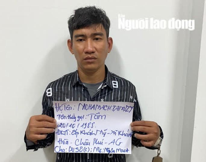 Bắt giữ băng nhóm ra Phú Quốc cướp giật tài sản du khách - Ảnh 1.