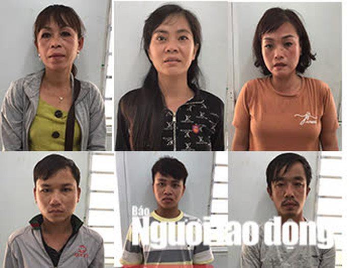 Bắt giữ băng nhóm ra Phú Quốc cướp giật tài sản du khách - Ảnh 2.