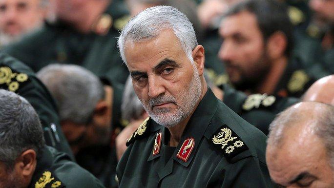 Hé lộ vai trò của Israel trong vụ Mỹ sát hại tướng Iran Qasem Soleimani - Ảnh 1.