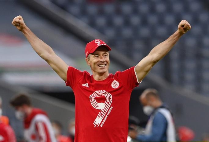 Bayern Munich lập kỷ lục vô địch Bundesliga - Ảnh 7.