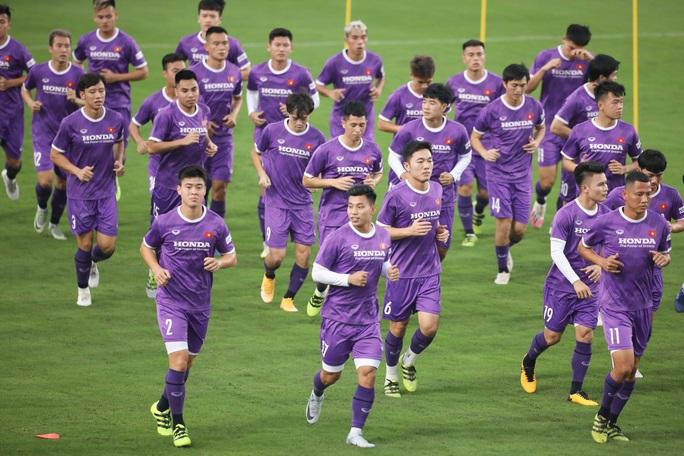Mục tiêu của thầy trò HLV Park Hang-seo phải dành được 4 đến 6 điểm trong 3 trận tại vòng loại World Cup 2022 - Ảnh 2.