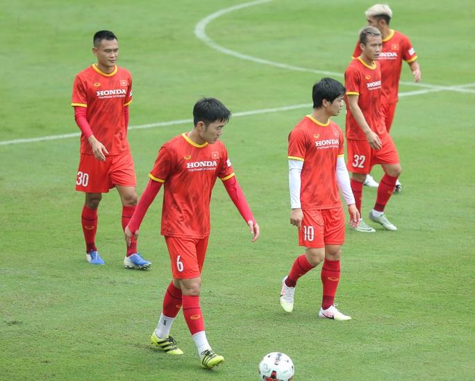 Lương Xuân Trường: Cầu thủ không được gặp gia đình trong thời điểm dịch Covid-19 - Ảnh 5.