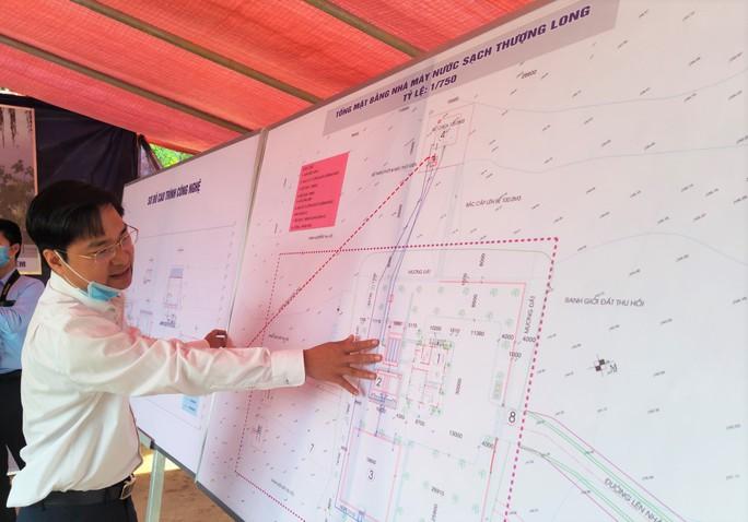 Sớm đưa nước sạch đến với người dân vùng núi của tỉnh Thừa Thiên - Huế - Ảnh 2.