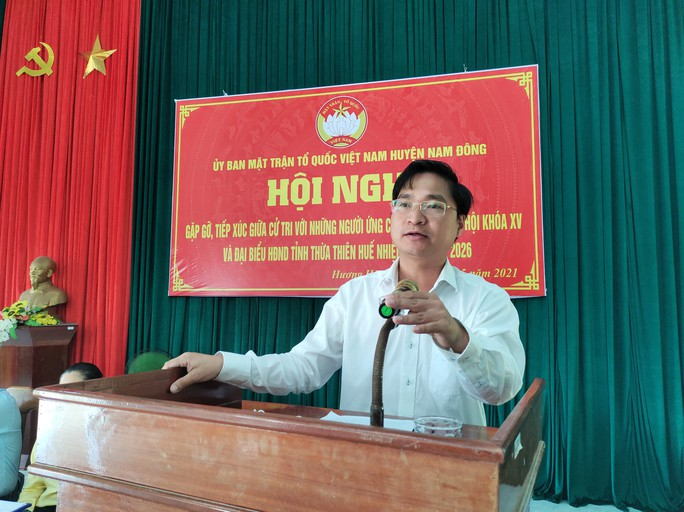 Sớm đưa nước sạch đến với người dân vùng núi của tỉnh Thừa Thiên - Huế - Ảnh 3.