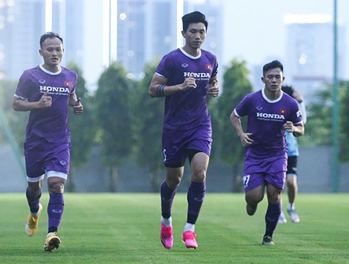 Mục tiêu của thầy trò HLV Park Hang-seo phải dành được 4 đến 6 điểm trong 3 trận tại vòng loại World Cup 2022 - Ảnh 4.